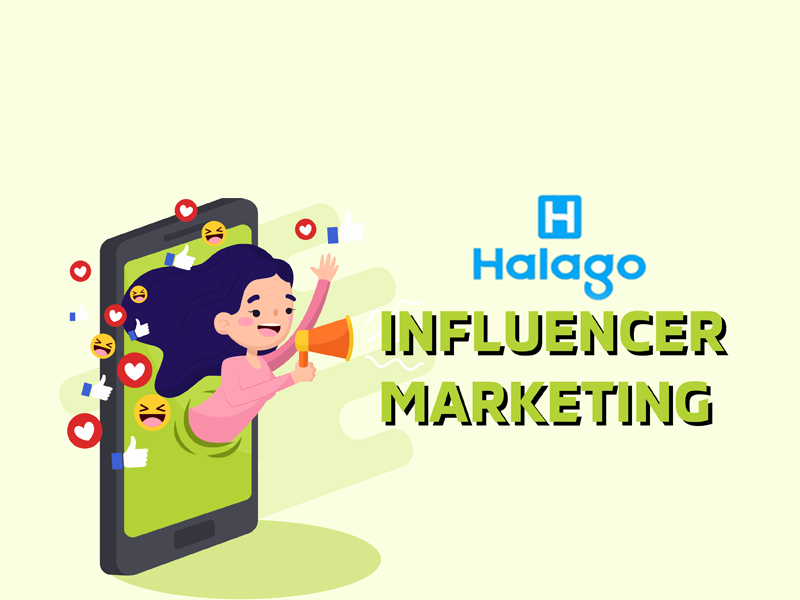 Halago - Nền tảng Influencers, KOLs, Review, Seller Markeing.